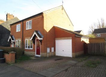Thumbnail 2 bed semi-detached house to rent in Helford Street, Norwich