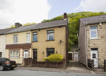 Thumbnail 3 bed end terrace house for sale in Risca Road, Cross Keys, Newport