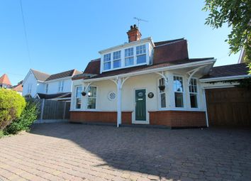 Thumbnail 4 bed detached house for sale in Great Wheatley Road, Rayleigh