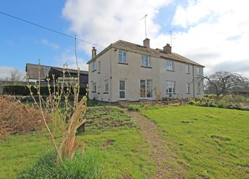 Thumbnail 3 bed semi-detached house for sale in Westcott Cottages, Westcott, Cullompton