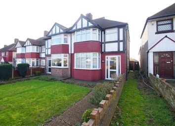 Thumbnail 4 bedroom semi-detached house for sale in East Rochester Way, Sidcup, Kent