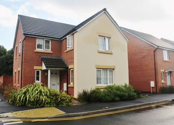 Thumbnail 4 bed detached house to rent in Andrews Road, Llandaff North, Cardiff
