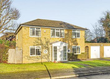 4 bed detached house for sale in Randolph Close, Stoke D'abernon, Cobham KT11