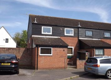 Thumbnail 3 bedroom end terrace house for sale in Fordham Heath, Colchester, Essex