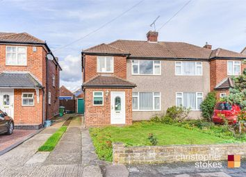 Thumbnail 3 bed semi-detached house for sale in Long Moor, Cheshunt, Hertfordshire