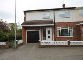 Thumbnail 4 bed property for sale in Queens Road, Bishop Auckland