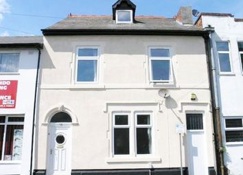 Thumbnail 7 bed terraced house to rent in Werburgh Street, Derby