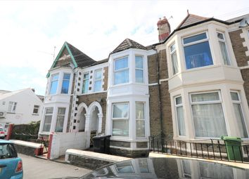 Thumbnail 2 bed flat to rent in Malefant Street, Roath, Cardiff