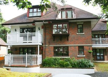 Thumbnail 2 bed flat for sale in Gulls Ridge, 63 Panorama Road, Poole, Dorset
