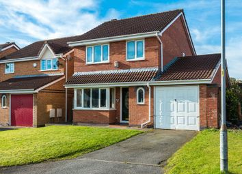 Thumbnail 4 bedroom detached house for sale in Cherwell Close, Aspull, Wigan