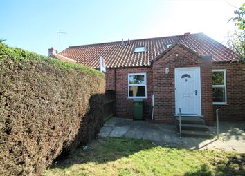 Thumbnail 3 bed end terrace house for sale in Riverside Close, York