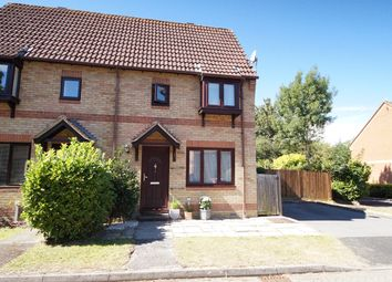 Thumbnail 1 bed terraced house for sale in Whites Close, Hook