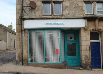 Thumbnail Commercial property for sale in 8 Queen Street, Lossiemouth, Moray