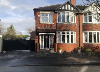 3 bed semi-detached house for sale in Linden Grove, Woodsmoor, Stockport, Cheshire SK2