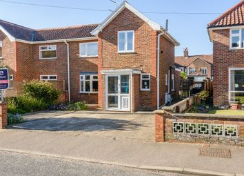 Thumbnail 3 bedroom semi-detached house for sale in Hatton Road, Norwich