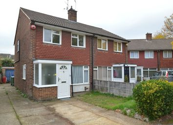 Thumbnail 2 bed semi-detached house for sale in Broad Close, Hersham, Walton-On-Thames