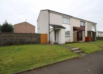 Thumbnail 2 bed end terrace house for sale in Cuillins Avenue, Port Glasgow, Renfrewshire