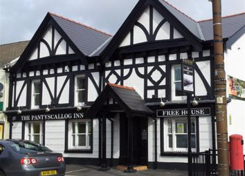 Thumbnail Pub/bar for sale in Merthyr Tydfil (Nr) CF48, Pant Road, Mid Glamorgan