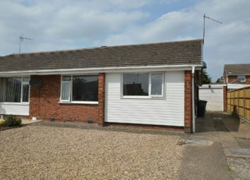 Thumbnail 2 bedroom semi-detached bungalow to rent in Earl Smith Close, Whetstone, Leicester
