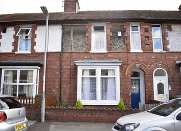 Thumbnail 3 bed terraced house for sale in Havelock Crescent, Bridlington