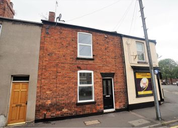 Thumbnail 2 bedroom terraced house for sale in Burton Road, Lincoln