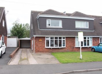 Thumbnail 3 bed semi-detached house for sale in Tunstall Road, Kingswinford
