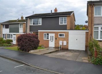 Thumbnail 3 bed link-detached house for sale in Hawksworth Close, Leek