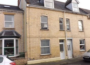 Thumbnail 3 bedroom property to rent in Victoria Street, Barnstaple