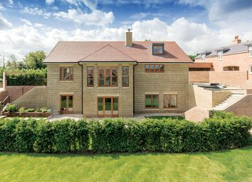 Thumbnail 5 bed detached house for sale in The Village Green, Mill Hill Village