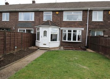 Thumbnail 3 bed terraced house for sale in Gaitskell Close, Maltby, Rotherham, South Yorkshire