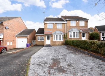 Thumbnail 3 bed semi-detached house for sale in Grasmere, Stevenage