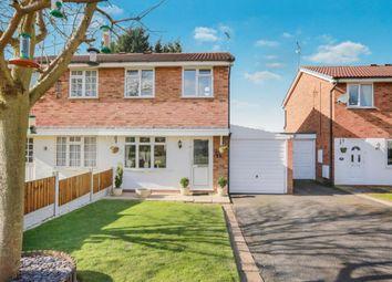 Thumbnail 2 bed semi-detached house to rent in Ennerdale Drive, Perton, Wolverhampton
