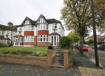 Thumbnail 3 bed semi-detached house for sale in Ruskin Road, Carshalton, Surrey