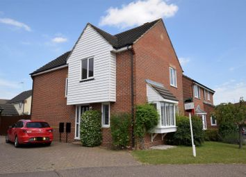 Thumbnail 4 bed detached house to rent in Riverside Way, Kelvedon, Colchester