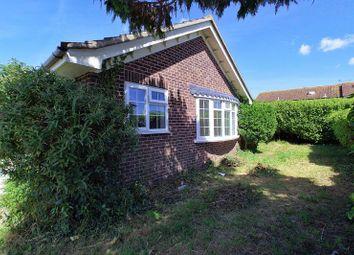 Thumbnail 3 bed detached bungalow for sale in Binsted Avenue, Felpham, Bognor Regis