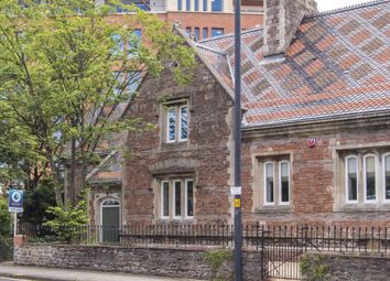 Thumbnail 3 bed end terrace house for sale in Upper Belgrave Road, Clifton, Bristol