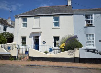Thumbnail 4 bed end terrace house for sale in Albion Street, Shaldon, Devon