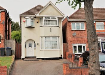 Thumbnail 3 bed detached house for sale in Perry Wood Road, Great Barr