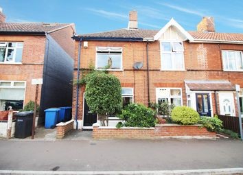 Thumbnail 3 bedroom end terrace house for sale in Ashby Street, Norwich