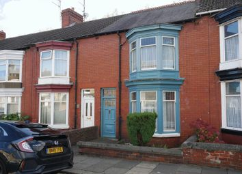 Thumbnail 3 bed terraced house for sale in Raby Gardens, Shildon