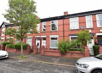 Thumbnail 2 bed terraced house for sale in Brompton Road, Manchester