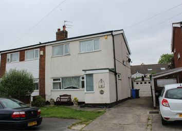 Thumbnail 3 bed semi-detached house for sale in Coniston Avenue, Thornton-Cleveleys, Lancashire