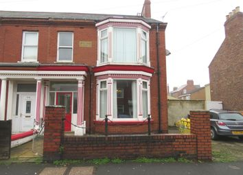 Thumbnail 4 bed semi-detached house for sale in Elwick Road, Hartlepool