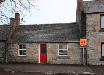 Thumbnail 1 bed cottage for sale in Church Street, Dufftown, Keith