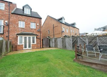 Thumbnail 4 bed town house to rent in Nettlecroft, Monk Bretton, Barnsley