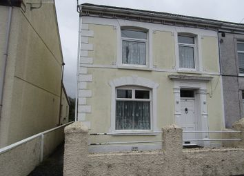Thumbnail 3 bed semi-detached house for sale in School Road, Cwmllynfell, Swansea, City And County Of Swansea.