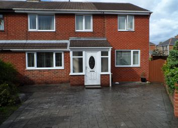 Thumbnail 6 bed semi-detached house for sale in Belvedere Gardens, Shotton Colliery, Durham