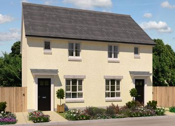 "Thumbnail 3 bed semi-detached house for sale in ""Wemyss"" at Lady's Gate, Alexandria"