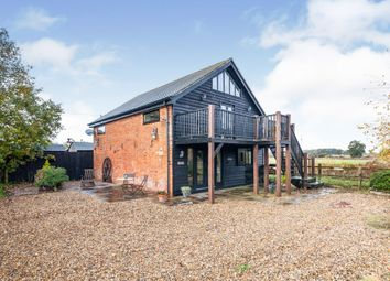 Thumbnail 2 bed barn conversion for sale in Yoxford, Saxmundham, .