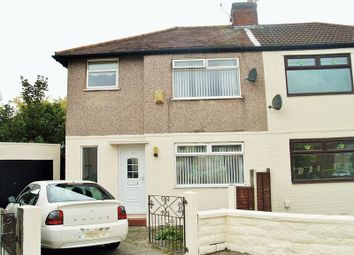 Thumbnail 3 bedroom semi-detached house for sale in Derby Grove, Maghull, Liverpool